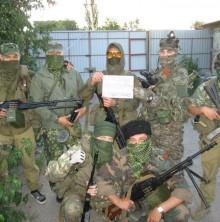 7 июля была доставлена посылка ополченцам г.Снежное